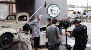 Clancy Brown on set -1 (1)