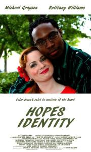 HOPES IDENTITY MOVIE POSTER