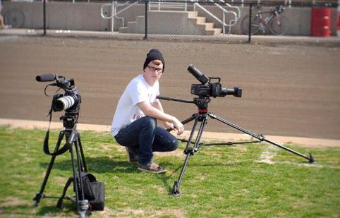 Ryan Black is DoP for ONE DAY IN APRIL
